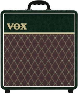 VOX AC4C1 12 BRG2 British Racing Green Guitar Amplispeaker