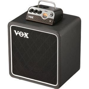VOX MV50 AC SET Guitar Amplifier Head and Cabinet