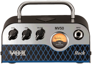 VOX MV50 CR Rock Guitar Amplifier Head