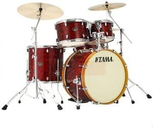 Tama VR52RVS2 RDP Silver Star 5 Pieces Drum Kit