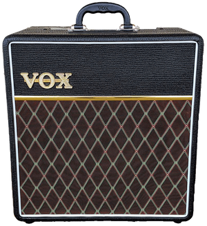 VOX AC4C1 4W Racing Green AC4 All Tube Guitar Amplifier