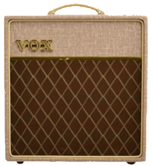 VOX AC4HW1 4W Hand Wired AC4 All Tube Guitar Amplifier