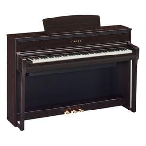 Yamaha Clavinova CLP-775 Dark Rosewood Digital Piano with Bench