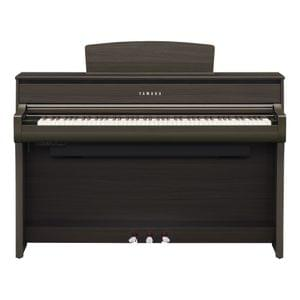 Yamaha Clavinova CLP-775 Dark Walnut Digital Piano with Bench