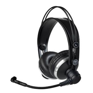 AKG HSC171 Professional On-ear Headset with Condenser Microphone